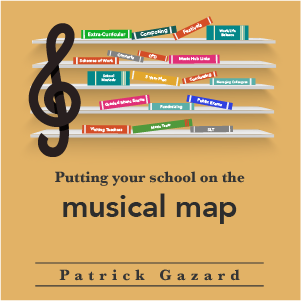 Putting your school on the musical map
