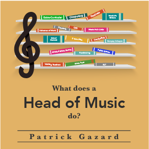 What does a head of music do?